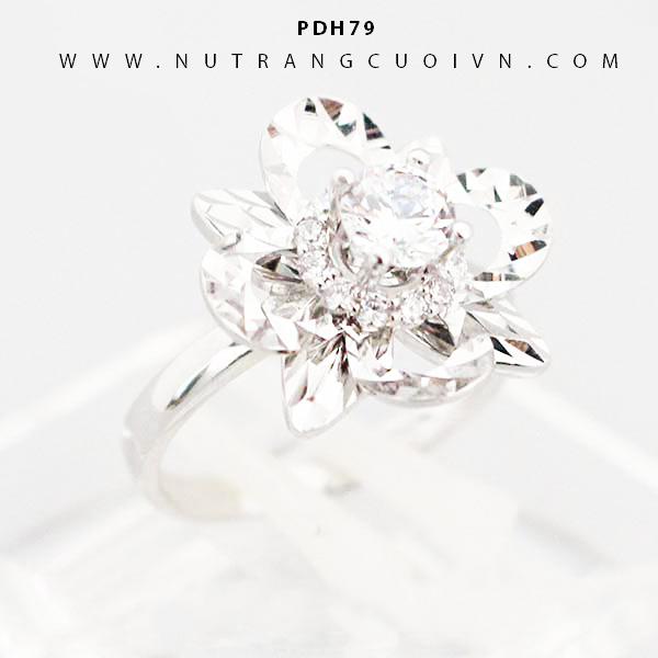 Nhẫn nữ đẹp PDH79