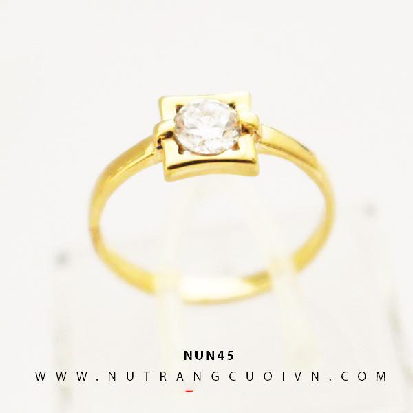Nhẫn nữ đẹp NUN45