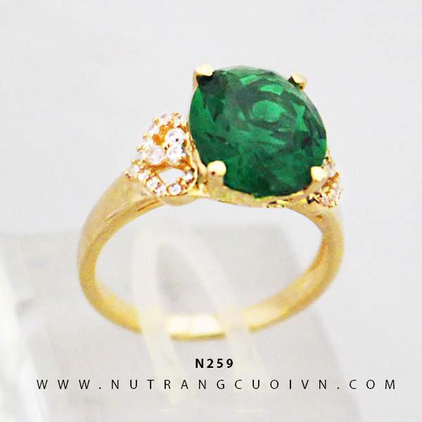 Nhẫn nữ đẹp N259