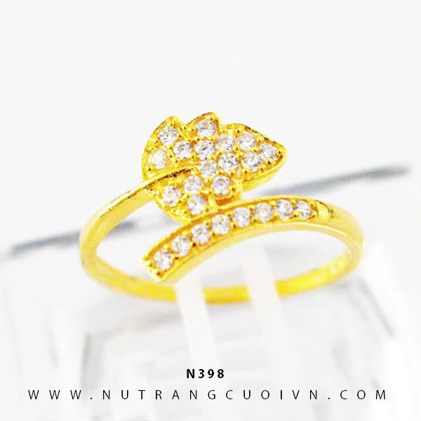 Nhẫn vàng nữ N398
