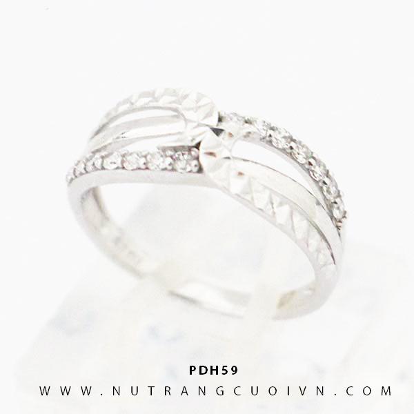 Nhẫn kiểu nữ PDH59