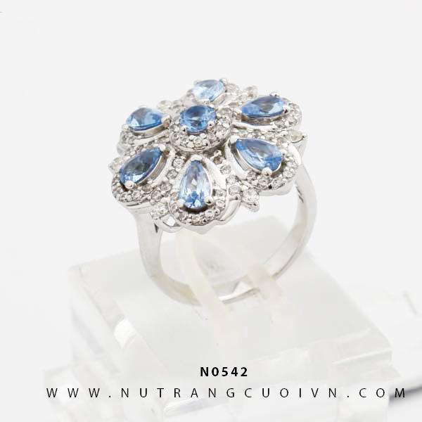 Nhẫn nữ N0542