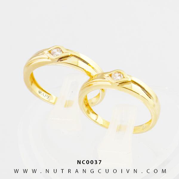 Nhẫn cưới NC0037