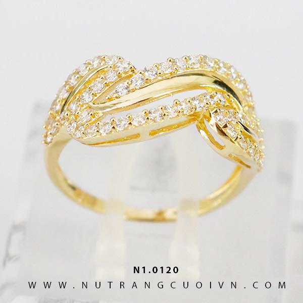 Nhẫn nữ đẹp N1.0120