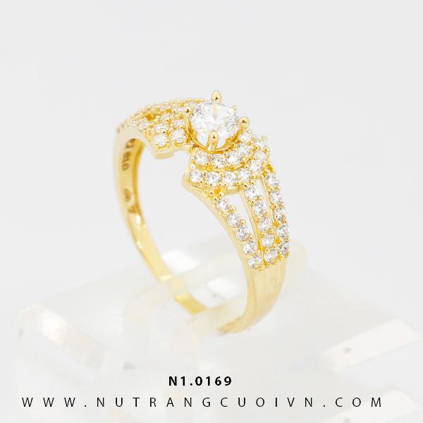 Nhẫn nữ N1.0169