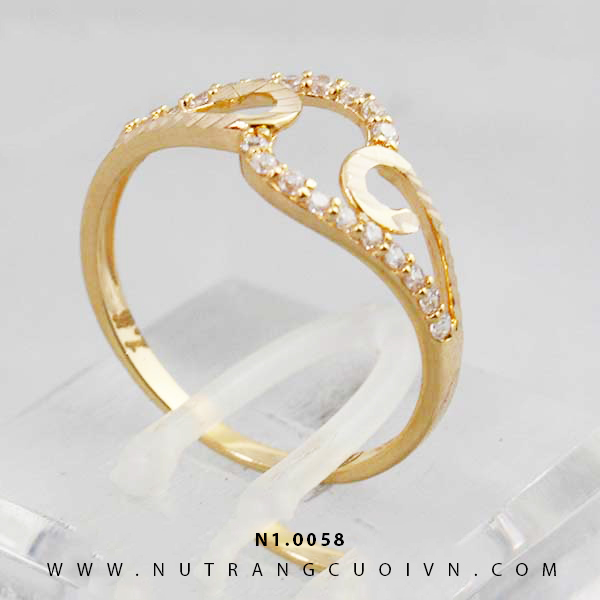 Nhẫn nữ N1.0058