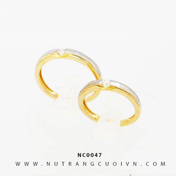 Nhẫn cưới NC0047