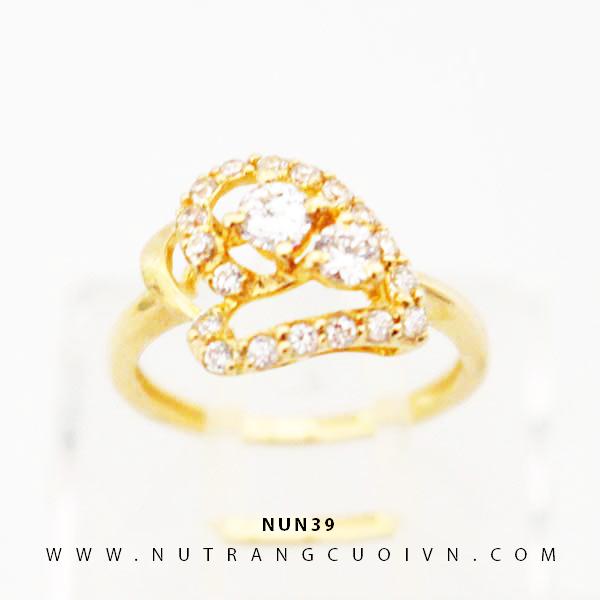 Nhẫn nữ đẹp NUN39