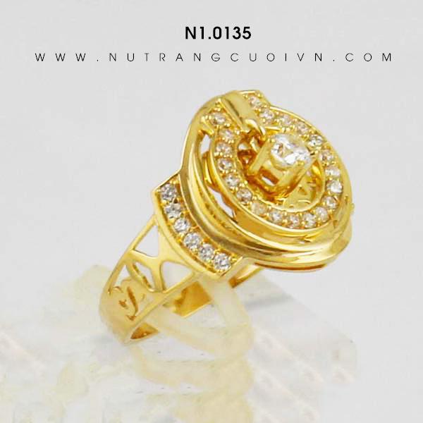 Nhẫn kiểu nữ N1.0135
