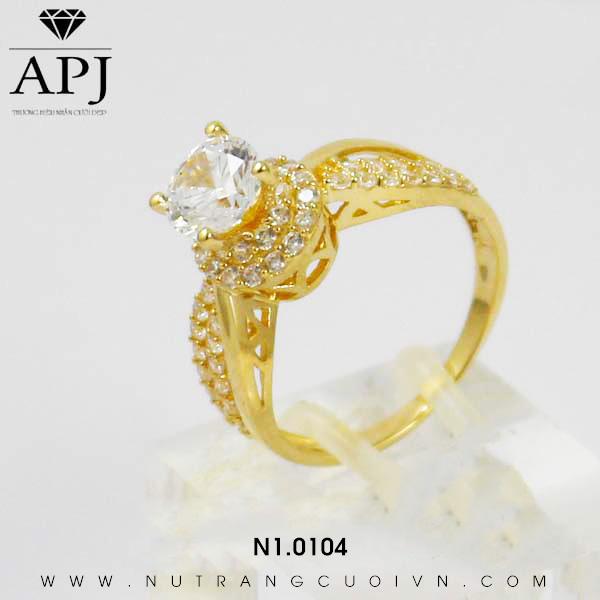 Nhẫn nữ  N1.0104