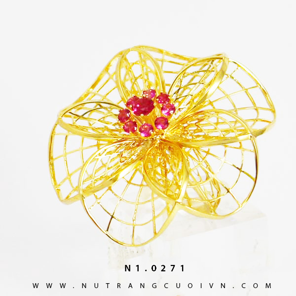 Nhẫn kiểu nữ N1.0271