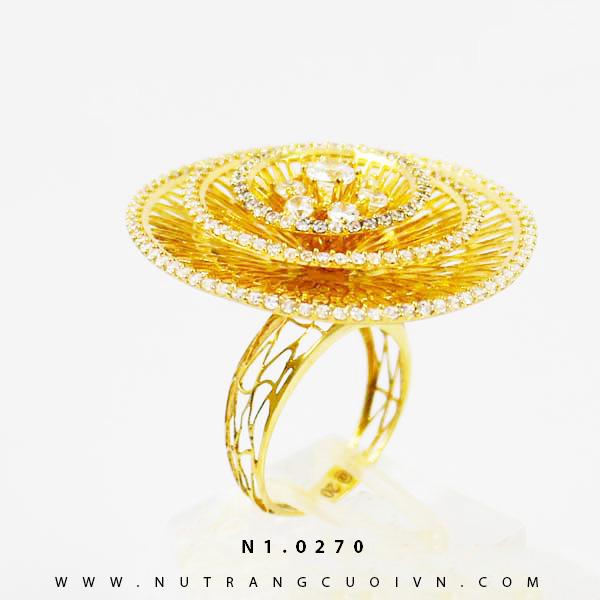 Nhẫn kiểu nữ N1.0270