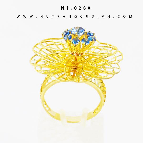 Nhẫn kiểu nữ N1.0280