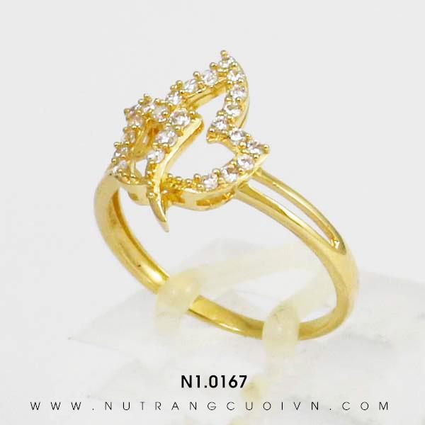 Nhẫn kiểu nữ N1.0167