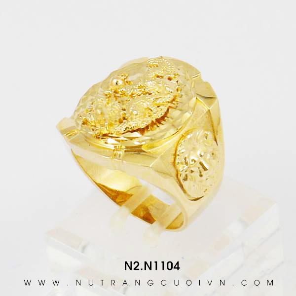 Nhẫn nam N2.N1104