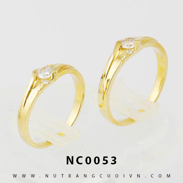 Nhẫn cưới NC0053
