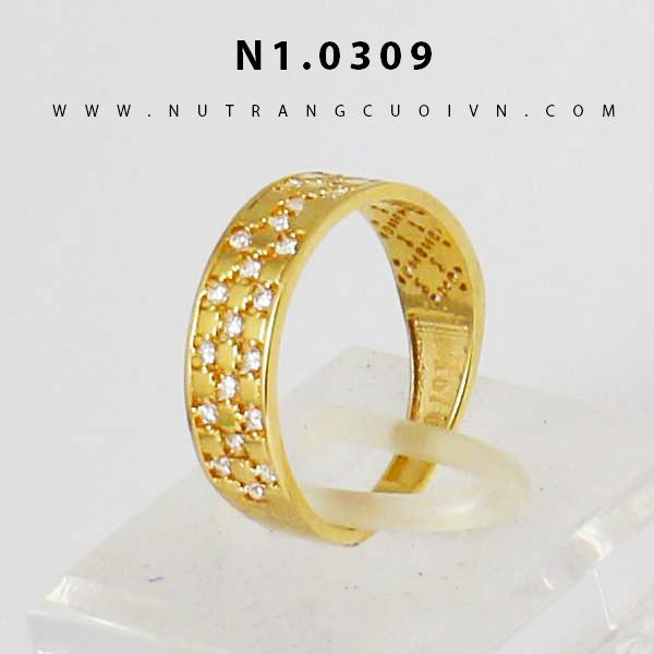 Nhẫn nữ N1.0309
