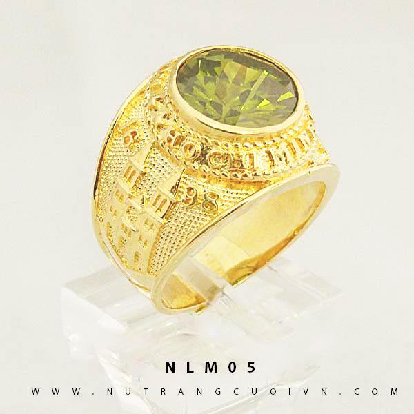 NHẪN KIỂU NAM NLM05