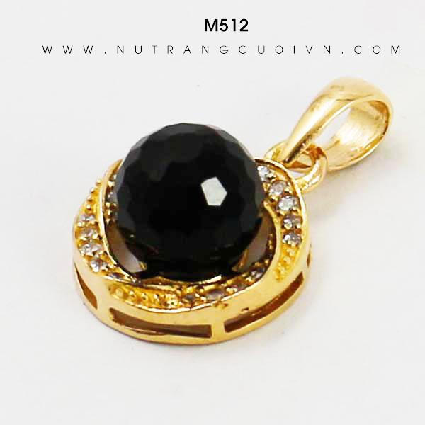 Mặt dây chuyền M512
