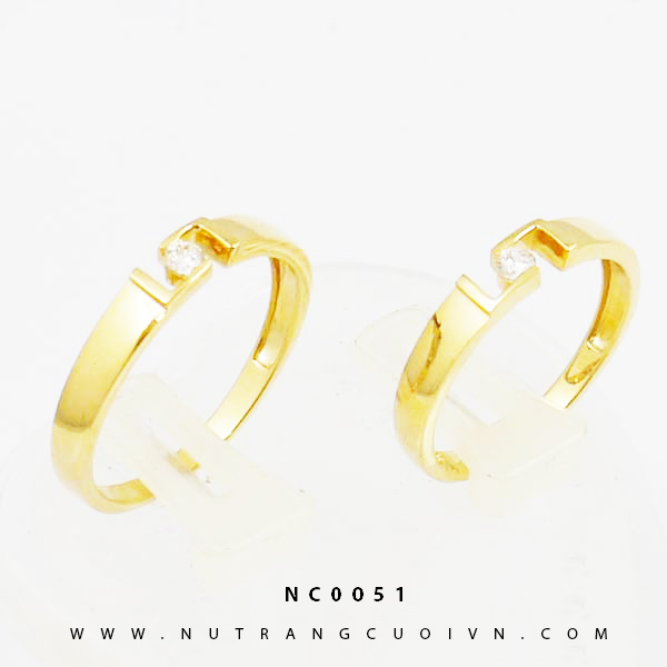 Nhẫn cưới NC0051