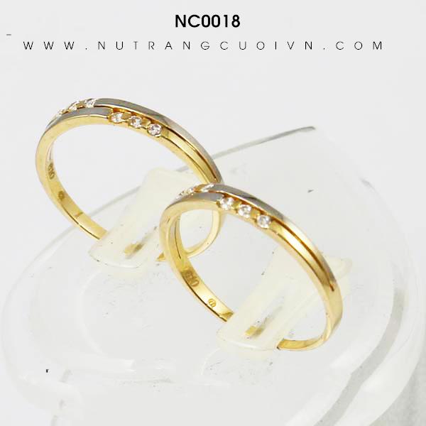 Nhẫn cưới NC0018