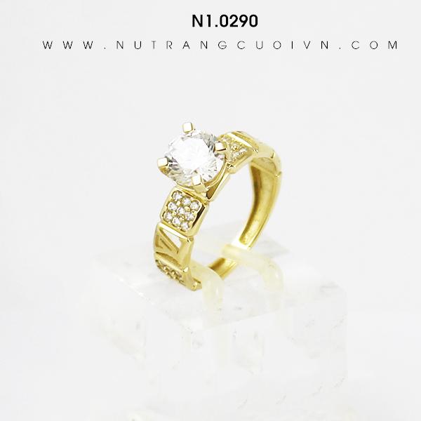 Nhẫn kiểu nữ N1.0290