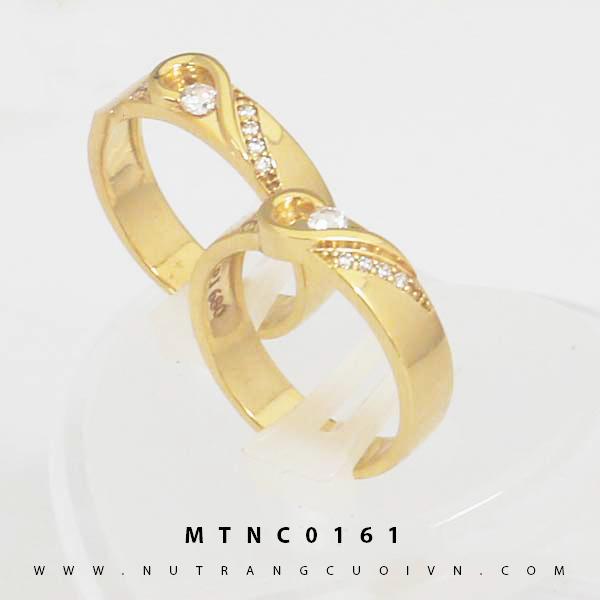 NHẪN CƯỚI VÀNG MTNC0161