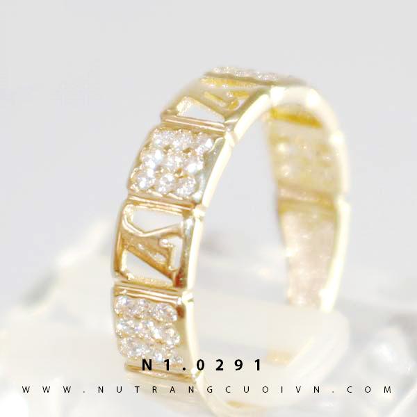 Nhẫn kiểu nữ N1.0291