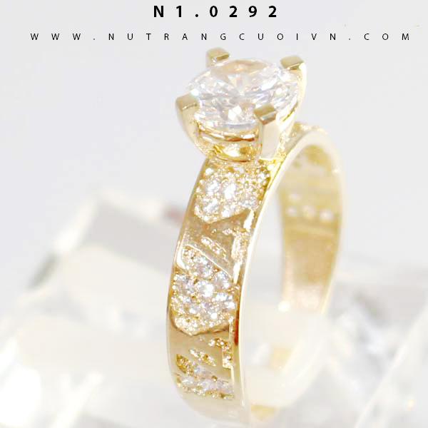 Nhẫn kiểu nữ N1.0292