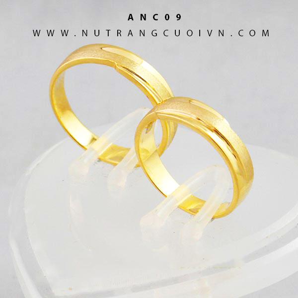 NHẪN CƯỚI ANC09
