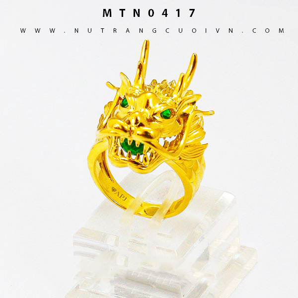 Nhẫn nam MTN0417