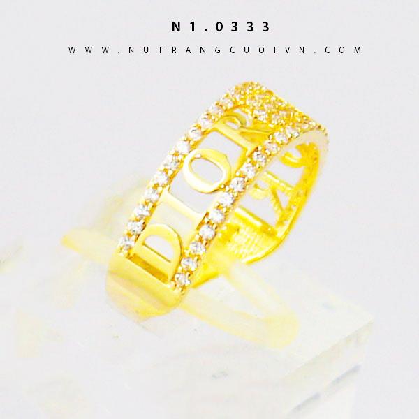 Nhẫn nữ N1.0333