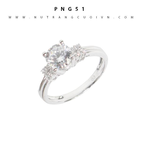 NHẪN NỮ PNG51