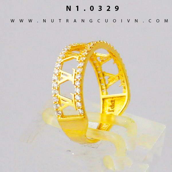 Nhẫn nữ N1.0329