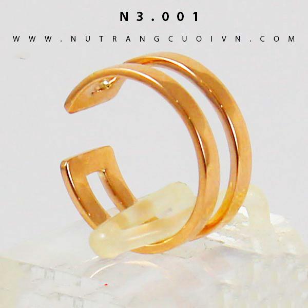 Nhẫn nữ N3.001
