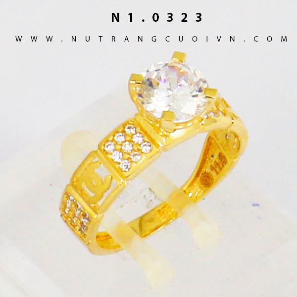Nhẫn nữ N1.0323