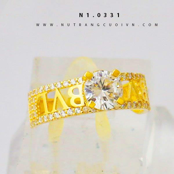 Nhẫn nữ N1.0331