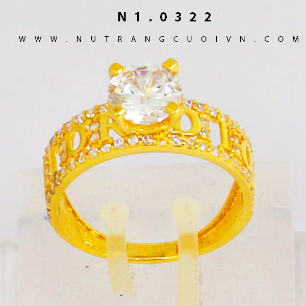 Nhẫn nữ N1.0322