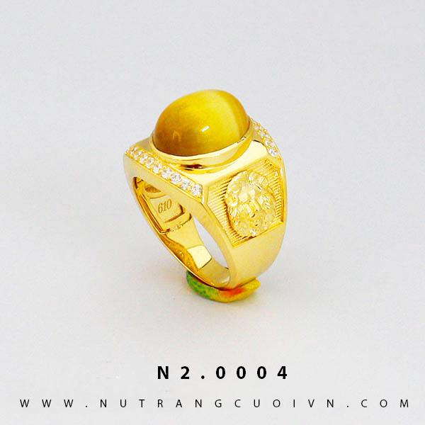 Nhẫn nam N2.0004