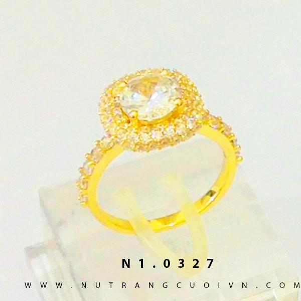 Nhẫn nữ N1.0327
