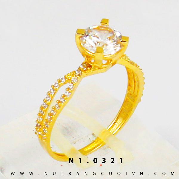 Nhẫn nữ N1.0321