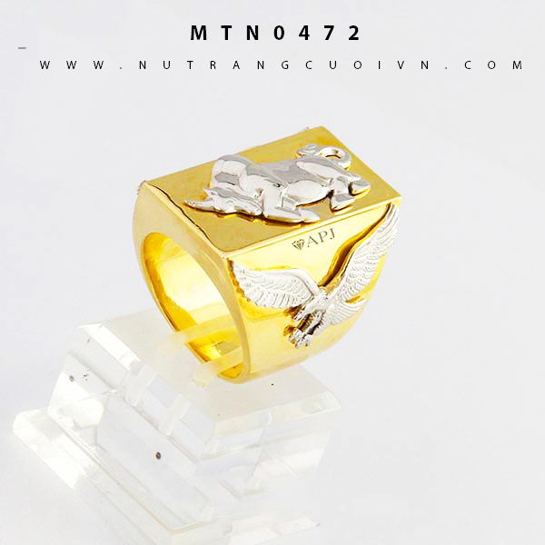Nhẫn nam MTN0472
