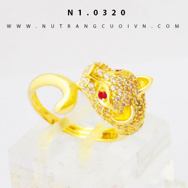 Nhẫn nữ N1.0320