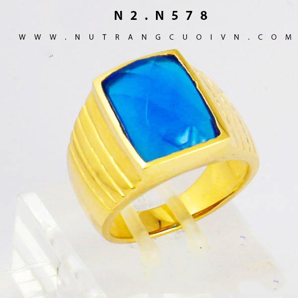 Nhẫn nam N2.N578