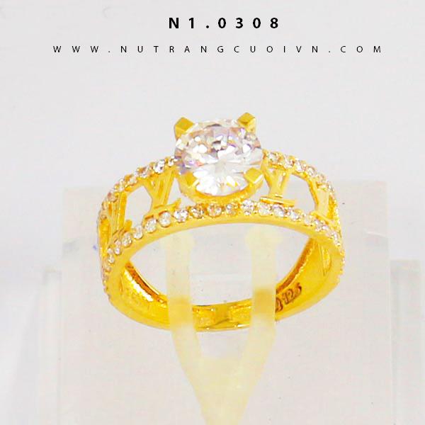 Nhẫn nữ N1.0308