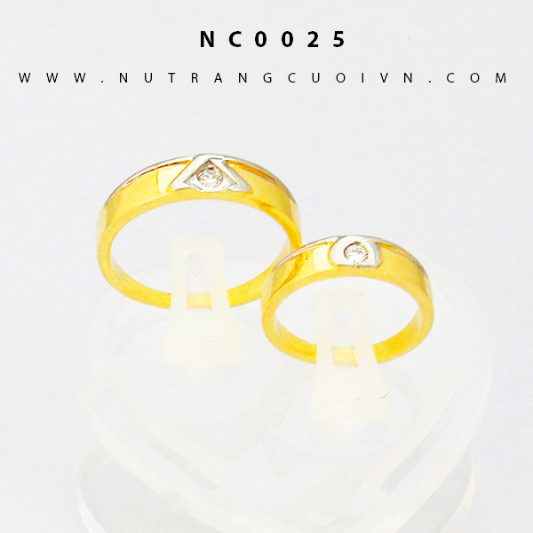 Nhẫn cưới NC0025