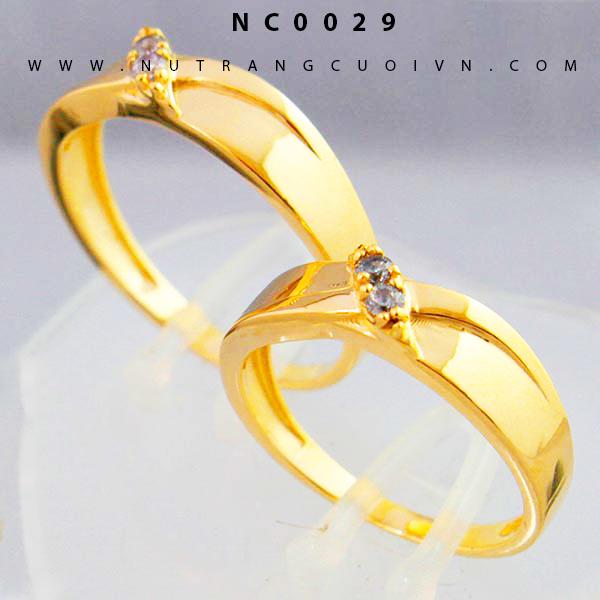 Nhẫn cưới NC0029