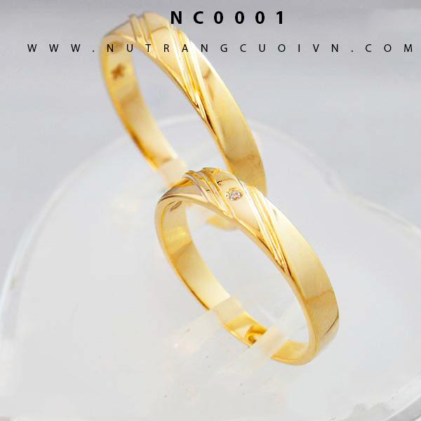 Nhẫn cưới đẹp NC0001