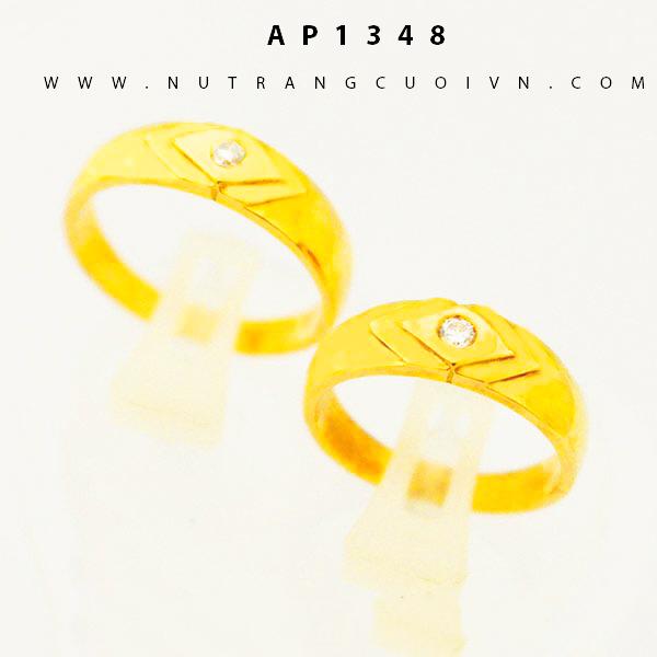 Nhẫn cưới đẹp AP1348