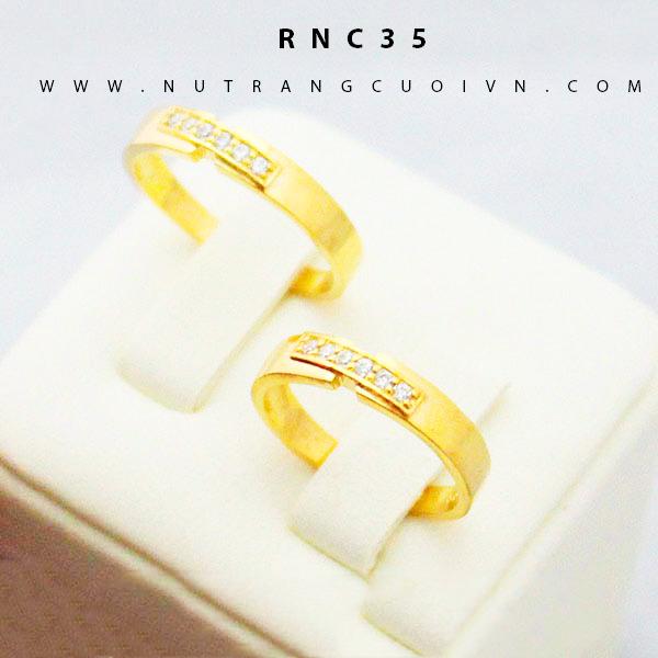 Nhẫn cưới đẹp RNC35